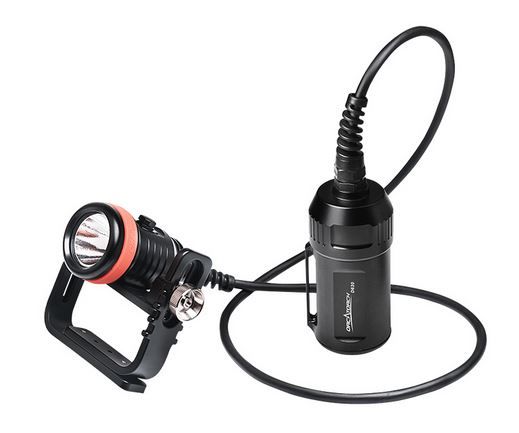 OrcaTorch D620 2700 Lumens Canister Light